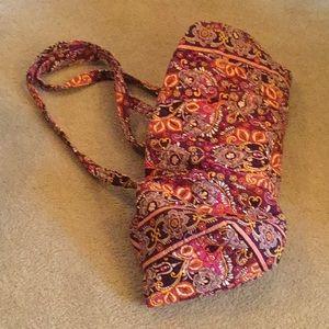Vera Bradley Large Duffle Bag